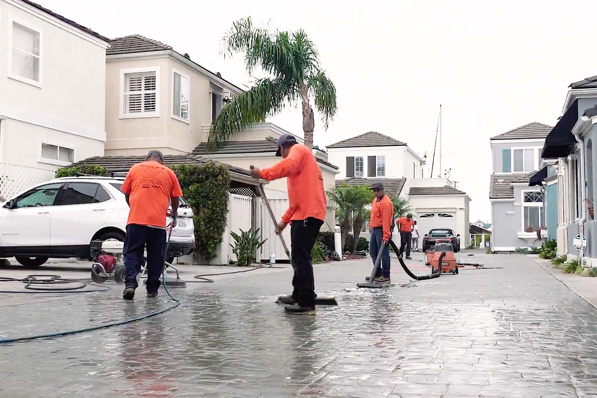 About Orange County's Epoxy Flooring Experts